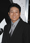 "HOLLYWOOD, CA. - November 19: Sung Kang arrives at the ""Ninja Assassin"" Los Angeles Premiere at the Grauman's Chinese Theatre on November 19, 2009 in Hollywood, California."