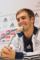 Kapitän Philipp Lahm (D) - WM Qualifikation 9. Spieltag Deutschland vs. Irland in Köln