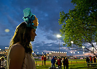 May 1, 2014: Scenes from the backside during Dawn at the Downs at Churchill Downs in Louisville, KY. Scott Serio/ESW/CSM