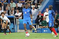 Paul Pogba (Frankreich, France) und N'Golo Kante (Frankreich, France) - UEFA Euro 2016: Deutschland vs. Frankreich, Stade Velodrome Marseille, Halbfinale M50