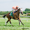 Lucky Empress winning at Delaware Park on 9/3/14