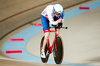 Picture by Alex Whitehead/SWpix.com - 22/03/2018 - Cycling - 2018 UCI Para-Cycling Track World Championships - Rio de Janeiro Municipal Velodrome, Barra da Tijuca, Brazil - Ben Watson of Great Britain competes in the Men's C3 Individual Pursuit qualifying.