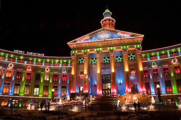 Denver, Colorado, USA John offers private photo tours of Denver, Boulder and Rocky Mountain National Park.
