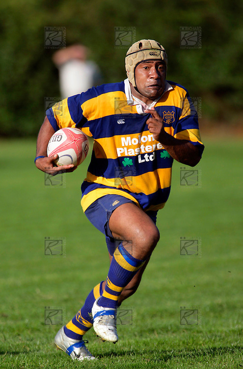 Counties Manukau Premier Club Rugby, Patumahoe vs Karaka played at Patumahoe on Saturday 22nd April 2006. Karaka won 19 - 6.