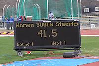 09MORL Womens Steeplechase