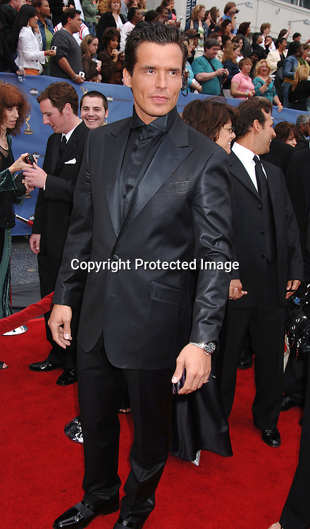 Antonio Sabato, Jr..arriving at The 33rd Annual Daytime Emmy Awards..on April 28, 2006 at The Kodak Theatre...Robin Platzer, Twin Images