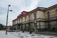 National Theater of Costa Rica (Teatro Nacional de Costa Rica), in San Jose, Costa Rica