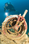 The wrecks of Truk Lagoon : Kyosumi Maru
