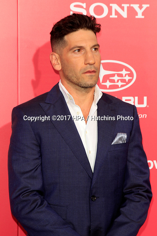 "LOS ANGELES - JUN 14:  Jon Bernthal at the ""Baby Driver"" Premiere at the The Theater at Ace Hotel on June 14, 2017 in Los Angeles, CA"