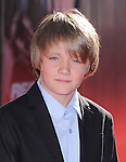 Dakota Goyo at The Dreamworks Studio's L.A. Premiere of REAL STEEL held at Universal CityWalk in Universal City, California on October 02,2011                                                                               © 2011 Hollywood Press Agency