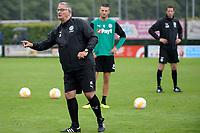 HAREN - Voetbal, Eerste training FC Groningen, Sportpark de Koepel, seizoen 2018-2019, 24-06-2018,  Hennie Spijkerman