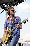 Frankie Ballard performs at LP Field during the 2011 CMA Music Festival on June 10, 2011 in Nashville, Tennessee.