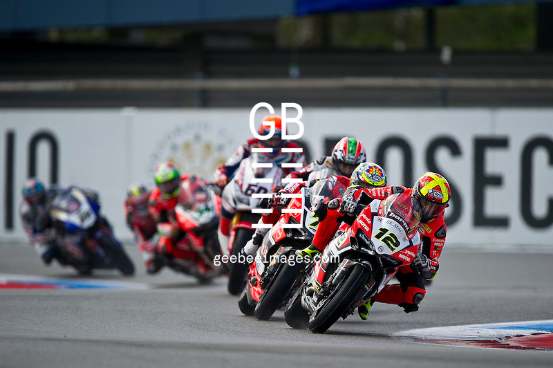 2016 FIM Superbike World Championship, Round 04, Assen, Netherlands, 15-18 April 2016, Xavi Fores, Ducati