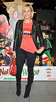 Jenni Falconer at the &quot;Nativity Rocks!&quot; gala film screening, Vue West End, Leicester Square, London, England, UK, on Sunday 04 November 2018.<br /> CAP/CAN<br /> &copy;CAN/Capital Pictures