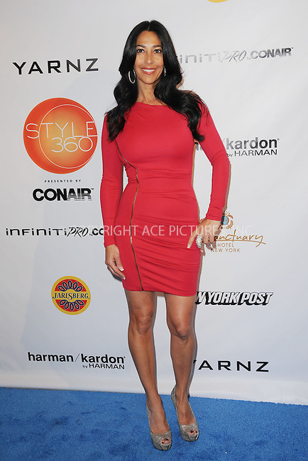 WWW.ACEPIXS.COM . . . . . .February 11, 2013...New York City....Carla Facciolo attends Yarnz Preview Party Fall 2013 Style360 at Haven Ski Chalet At The Sanctuary Hotel on February 11, 2013 in New York City. ....Please byline: KRISTIN CALLAHAN - WWW.ACEPIXS.COM.. . . . . . ..Ace Pictures, Inc: ..tel: (212) 243 8787 or (646) 769 0430..e-mail: info@acepixs.com..web: http://www.acepixs.com .