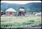 Water tank at unknown site.<br /> D&amp;RGW