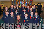 Pupils from Ath na Blaa?h NS who were confirmed in Kilcummin on Monday   Copyright Kerry's Eye 2008