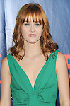 Ambyr Childers arriving at the CBS And CW TCA Summer Party 2014 held at The Pacific Design Center Los Angeles, CA. July 17, 2014.