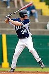 18 May 2006: Brian Hackett,  a University of Maine Freshman from Bangor, ME, at bat during a game against the University of Vermont Catamounts, at Historic Centennial Field, in Burlington, Vermont...Mandatory Photo Credit: Ed Wolfstein Photo..