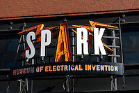 Spark Museum of Electrical Invention, Bellingham, Washington state, USA