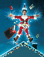 National Lampoon's Christmas Vacation (1989) <br /> Promotional art<br /> *Filmstill - Editorial Use Only*<br /> CAP/KFS<br /> Image supplied by Capital Pictures