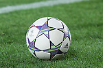 UEFA Champions League, Spain, Camp Nou, FC Barcelona v Viktoria Plzen. Picture show champion's ball