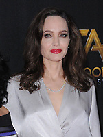 05 November  2017 - Beverly Hills, California - Angelina Jolie. The 21st Annual &quot;Hollywood Film Awards&quot; held at The Beverly Hilton Hotel in Beverly Hills. <br /> CAP/ADM/BT<br /> &copy;BT/ADM/Capital Pictures