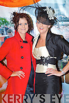 Pictured at Listowel Races, Ladies Day on Friday from left: Maria Horgan (Abbeyfeale) and Frances Horgan (Tournafulla).