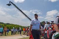 Marc Leishman (AUS) approaches 10 during round 3 of the AT&amp;T Byron Nelson, Trinity Forest Golf Club, at Dallas, Texas, USA. 5/19/2018.<br /> Picture: Golffile | Ken Murray<br /> <br /> <br /> All photo usage must carry mandatory copyright credit (&copy; Golffile | Ken Murray)
