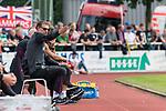 29.07.2017, Heinz-Dettmer-Stadion, Lohne, GER, FSP, SV Werder Bremen vs West Ham United<br /> <br /> im Bild<br /> Slaven Bilic (West Ham Trainer / Head Coach), <br /> <br /> Foto © nordphoto / Ewert
