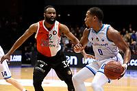 GRONINGEN - Basketbal, Donar - Feyenoord,  beker ,seizoen 2019-2020, 22-01-2020,  overgespeelde bekerwedstrijd, Donar speler Matt Williams Jr