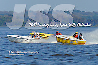 2011 Vintage Jersey Skiffs Calendar