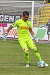 22.07.2017, Donaustadion, Ulm, GER, FSP, FC Augsburg vs Jahn Regensburg, im Bild Philip Pentke (Regensburg #1)<br /> <br /> Foto &copy; nordphoto / Hafner