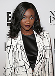 Miss USA 2016 Deshauna Barber Attends E!, ELLE & IMG KICK-OFF NYFW: THE SHOWS WITH EXCLUSIVE CELEBRATION HELD AT SANTINA IN THE MEAT PACKING DISTRICT