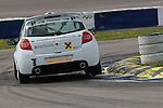 Matthew Munsen - Stancombe Vehicle Engineering Renault Clio Cup UK