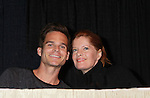 "Young & Restless Greg Rikaart and Michelle Stafford at Meet & Greet wine tasting event a part of the Soap Opera Festivals Weekend - ""All About The Drama"" on March 24, 2012 at Bally's Atlantic City, Atlantic City, New Jersey.  (Photo by Sue Coflin/Max Photos)"