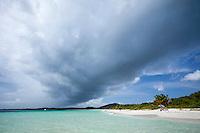 Blue Beach, Vieques<br /> Puerto Rico