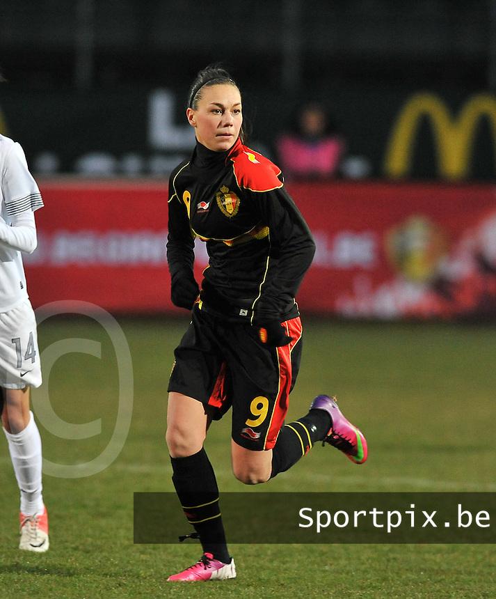 France U19 - Belgium U19 : Jassina Blom.foto DAVID CATRY / Nikonpro.be