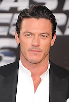 WWW.BLUESTAR-IMAGES.COM Actor Luke Evans arrives at the 'Fast & The Furious 6' - Los Angeles Premiere at Gibson Amphitheatre on May 21, 2013 in Universal City, California..Photo: BlueStar Images/OIC jbm1005  +44 (0)208 445 8588 /©NortePhoto/nortephoto@gmail.com<br />