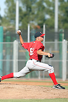 Tyler Kehrer - Los Angeles Angels 2009 Instructional League..Photo by:  Bill Mitchell/Four Seam Images..