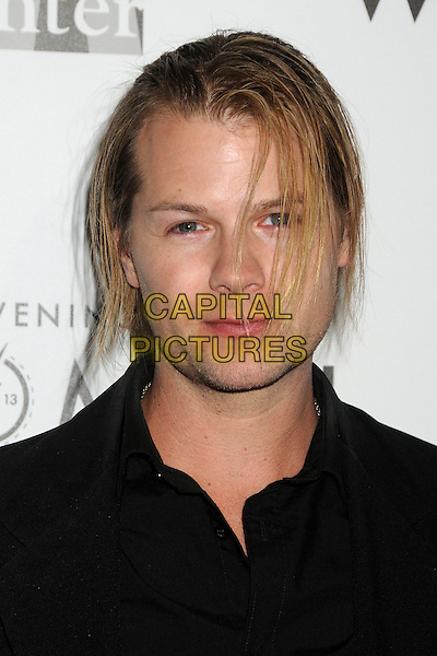 """Bobby Alt.LA Gay & Lesbian Center's """"An Evening With Women"""" 2013 held at the Beverly Hilton Hotel, Beverly Hills, California, USA, 18th May 2013..portrait headshot  black.CAP/ADM/BP.©Byron Purvis/AdMedia/Capital Pictures"""