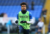 Bolton Wanderers' Derik Osede warming up before the match against Fulham<br /> <br /> Photographer Leila Coker/CameraSport<br /> <br /> The EFL Sky Bet Championship - Bolton Wanderers v Fulham - Saturday 10th February 2018 - Macron Stadium - Bolton<br /> <br /> World Copyright &copy; 2018 CameraSport. All rights reserved. 43 Linden Ave. Countesthorpe. Leicester. England. LE8 5PG - Tel: +44 (0) 116 277 4147 - admin@camerasport.com - www.camerasport.comBolton Wanderers'  <br /> <br /> Photographer Leila Coker/CameraSport<br /> <br /> The EFL Sky Bet Championship - Bolton Wanderers v Fulham - Saturday 10th February 2018 - Macron Stadium - Bolton<br /> <br /> World Copyright &copy; 2018 CameraSport. All rights reserved. 43 Linden Ave. Countesthorpe. Leicester. England. LE8 5PG - Tel: +44 (0) 116 277 4147 - admin@camerasport.com - www.camerasport.com