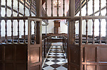 Chapel at Littlecote House Hotel, Hungerford, Berkshire, England, UK