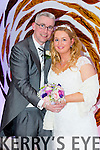 Louise Shanahan, Irrebeg, daughter of John and Noreen Shanahan, and Hugh Culloty, Meadowlands, son of Fred and Kathleen Culloty, were married at St Michael's Lixnaw by Fr. Maurice Brick on 20th February 2015 with a reception at Ballygarry House hotel