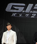 """Byung-hun Lee, May 27, 2013 : Tokyo, Japan : South Korean Actor Byung hun Lee attends the Japan premiere for the film """"G.I.Joe:Retaliation"""" in Tokyo, Japan, on May 27, 2013. The film will open on June 7 in Japan. (Photo by Keizo Mori/AFLO)"""