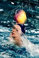 Roberta Bianconi during the training <br /> Trieste 14/01/2019 Centro Federale B. Bianchi <br /> Women's FINA Europa Cup 2019 water polo<br /> Italy ITA - Nederland NED <br /> Foto Andrea Staccioli/Deepbluemedia/Insidefoto