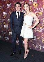 04 June 2018 - Hollywood, California - Jack Reynor, Bella Heathcote. CBS All Access' &quot;Strange Angel&quot; Premiere Screening held at Avalon Hollywood . <br /> CAP/ADM/BT<br /> &copy;BT/ADM/Capital Pictures