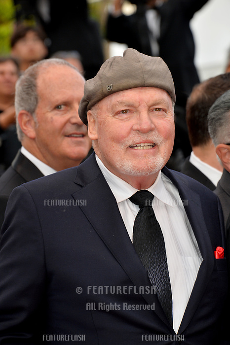 Stacy Keach at the gala screening for &quot;Solo: A Star Wars Story&quot; at the 71st Festival de Cannes, Cannes, France 15 May 2018<br /> Picture: Paul Smith/Featureflash/SilverHub 0208 004 5359 sales@silverhubmedia.com