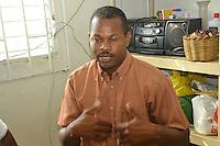 Julio Urbaez, Coordinador General del Progama Niños del Camino.Ciudad: Santo Domingo.Fotos:  Carmen Suárez/acento.com.do.Fecha: 16/05/2011.
