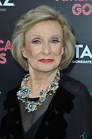 www.acepixs.com<br /> <br /> April 20 2017, New York City<br /> <br /> Cloris Leachman arriving at the premiere of 'American Gods' at the ArcLight Cinemas Cinerama Dome on April 20, 2017 in Hollywood, California.<br /> <br /> By Line: Peter West/ACE Pictures<br /> <br /> <br /> ACE Pictures Inc<br /> Tel: 6467670430<br /> Email: info@acepixs.com<br /> www.acepixs.com